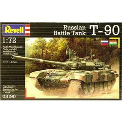 Pojazd 1:72 03190 Russian battle tank. COBI. Darmowy odbiór w niemal 100 księgarniach!