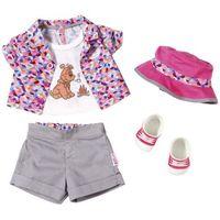 Ubranka dla lalek, BABY BORN Zestaw ubranek kempingowych - Zapf
