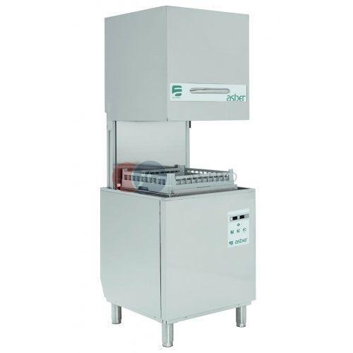 Zmywarki gastronomiczne, Zmywarka kapturowa 500x500 Asber Tech-H500