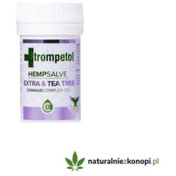 Maść konopna TROMPETOL Extra & Tea Tree 30ml