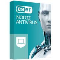 Oprogramowanie antywirusowe, ESET NOD32 Antivirus 1U Serial - Przedłużenie 12M