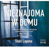 Książki kryminalne, sensacyjne i przygodowe, Nieznajoma w domu audiobook (opr. kartonowa)