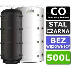 BUFOR JOULE 500L ZBIORNIK buforowy akumulacyjny CO bez wężownicy Wysyłka gratis!