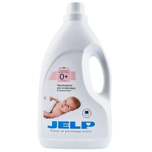 Pozostałe przybory do higieny dzieci, JELP 0+ HIPOALERGICZNY PŁYN ZMIĘKCZAJĄCY DO PŁUKANIA TKANIN 2L