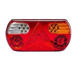 Fabrilcar by Aspöck lampa tylna LED 6-funkcyjna - prawa