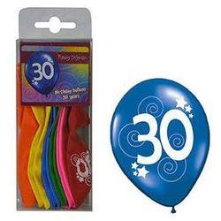 Balony z nadrukiem 30 - 30 cm - 12 szt.