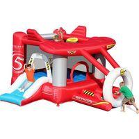 Zabawki dmuchane, Dmuchany plac zabaw - Samolot - Happy Hop