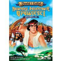 Filmy animowane, Dawid i Goliat - film DVD