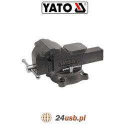 Imadło ślusarskie, obrotowe 100 mm Yato YT-6501 - ZYSKAJ RABAT 30 ZŁ