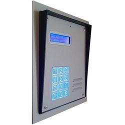 Panel domofonowy cyfrowy wielorodzinny z szyfratorem RADBIT KEC-4 AL MOD