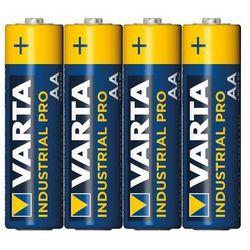 Baterie alkaliczne VARTA Industrial AA LR6 4szt - alkaliczna ||LR6