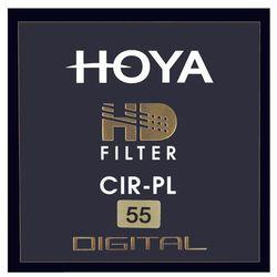 HOYA FILTR POLARYZACYJNY PL-CIR HD 55 mm ⚠️ DOSTĘPNY - wysyłka 24H ⚠️