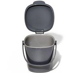 Kompostownik - pojemnik na odpadki bio 2,83 litra oxo good grips szary (13295900mlnyk)
