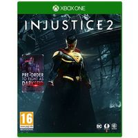 Gry na Xbox One, Injustice 2 (Xbox One)