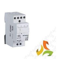 Transformator dzwonkowy na szynę KTF-8-24 230V 2P 23260 KANLUX
