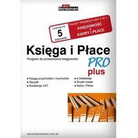 Programy kadrowe i finansowe, Księga Przychodów i Rozchodów PRO Plus - 1 firma / 5 stanowis
