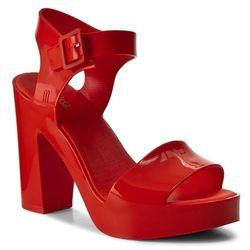 Sandały MELISSA - Mar Heel Ad 31951 Red 01698