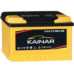 Akumulator KAINAR 75Ah 690A wysoka P