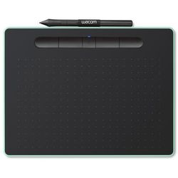 Tablet graficzny WACOM Intuos M Pen & Bluetooth Pistacjowy CTL-6100WLE-N