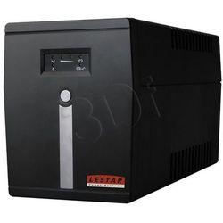 Zasilacz UPS Lestar MC-1500U 1966008121 1500VA 900 W TWR
