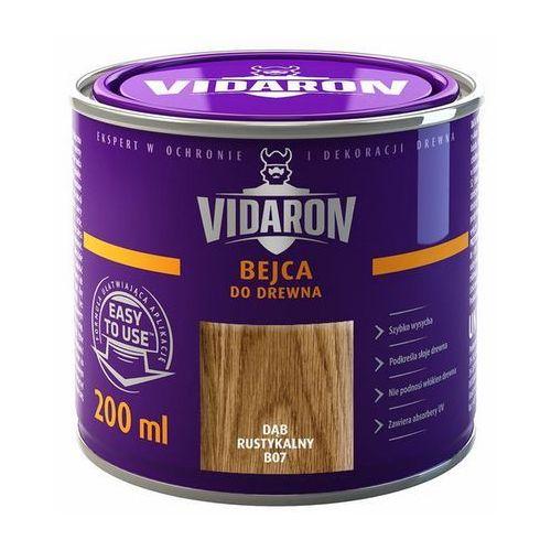 Podkłady i grunty, Bejca do drewna Vidaron dąb rustykalny 0,2 l