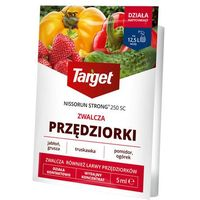 Środki na szkodniki, Środek na przędziorki Target Nissorun Strong 250 SC 5 ml