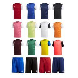 Strój Adidas Estro 19 Junior - Nadruki! Różne kolory!
