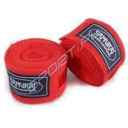 Bandaż bokserski Allright czerwony