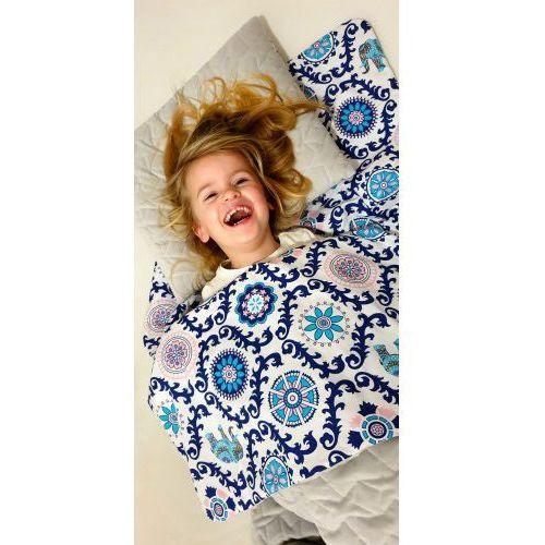 Śpiworki dziecięce, Śpiworek przedszkolaka india velvet wiosenno letni + worek