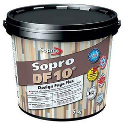 Fuga szeroka Sopro Flex DF10 Design 59 brąz bali 5 kg
