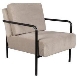 Fotel z podłokietnikami X-BANG jasnoszary Zuiver