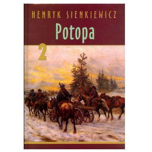 Pozostałe książki, Potopa II. Henryk Sienkiewicz