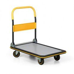 Składany wózek platformowy, nośność 300 kg