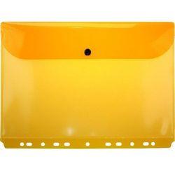 Teczka kopertowa A4 z europerforacją GRAND ZP045A pomarańczowa - X02470