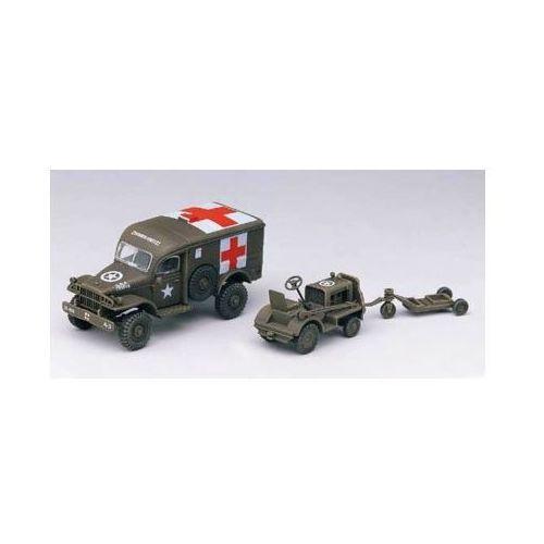 Figurki i postacie, U.S Ambulance & Tow Truck
