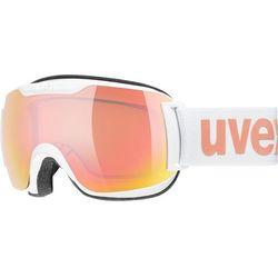 UVEX Downhill 2000 S CV Gogle, white/colorvision rose energy 2019 Gogle narciarskie