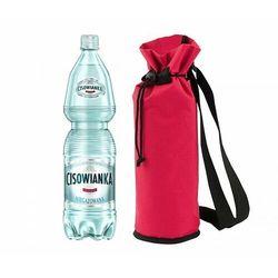 Torba termiczna na butelkę IGLO BOTTLE (czerwony)