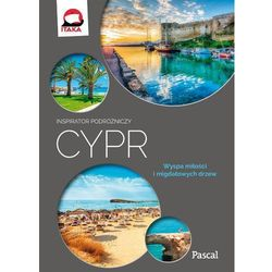Cypr Inspirator podróżniczy - Praca zbiorowa (opr. miękka)