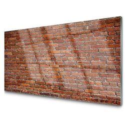Panel Szklany Mur Ceglany Cegły Na Ścianę