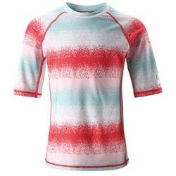 Bluzeczka kąpielowa UV50+ Reima Fiji miętowy/biały/czerwony - 3345 -30REIMA (-30%)