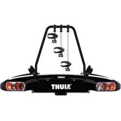Thule E-Family 937 bagażnik na rowery 3 Bike czarny/srebrny 2017 Bagażniki na hak