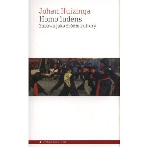 Filozofia, Homo ludens Zabawa jako źródło kultury (opr. broszurowa)