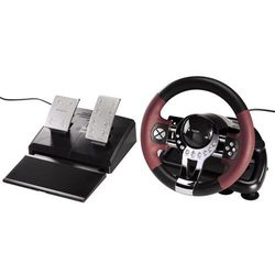 Kierownica HAMA Racing Wheel V5 (PC/PS3)