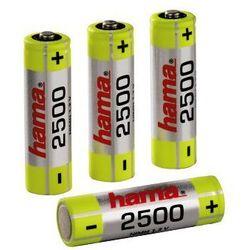 Bateria HAMA Akumulatory NiMH 4 x AA 2500 mAh