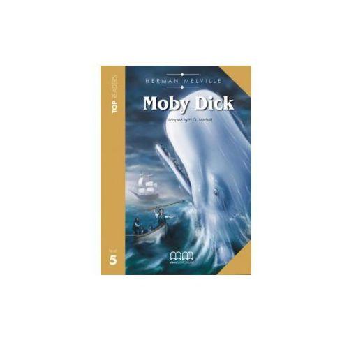 Książki dla młodzieży, Moby Dick /CD gratis/ (opr. miękka)