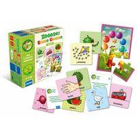 Gry dla dzieci, Zagadki Smoka Obiboka zielone