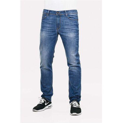 Spodnie męskie, spodnie REELL - Spider Raw Blue 130 (130) rozmiar: 30/32