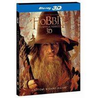 Filmy fantasy i s-f, Hobbit: Niezwykła podróż 3D. Edycja specjalna (4 Blu-ray HD) (Płyta BluRay)