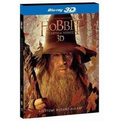 Hobbit: Niezwykła podróż 3D. Edycja specjalna (4 Blu-ray HD) (Płyta BluRay)
