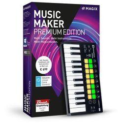 MAGIX Music Maker Performer Edition 2019 - Box - Certyfikaty Rzetelna Firma i Adobe Gold Reseller